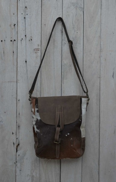 Box-Bag / Tasche NATURAL FUR 4
