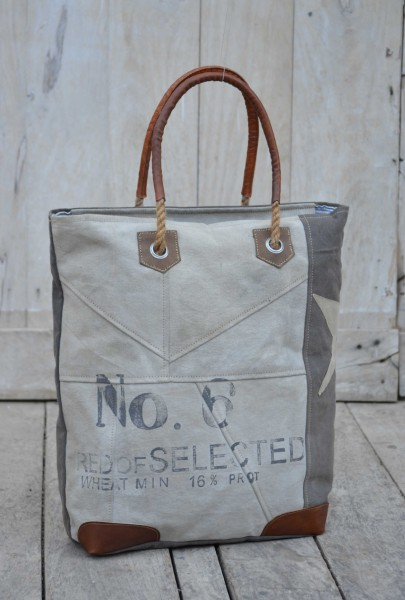 Henkeltasche / Tasche NO.6 SELECTED
