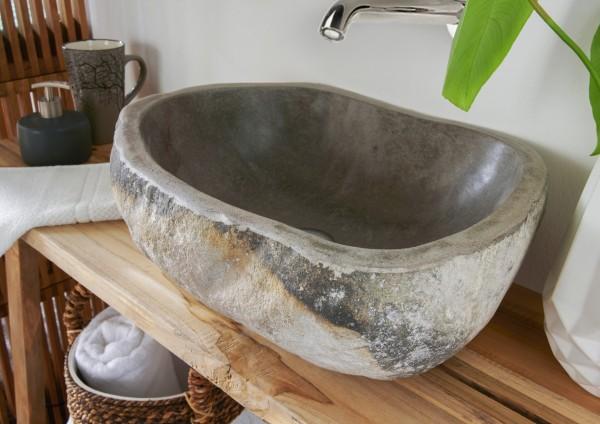 Aufsatz-Waschbecken STONE