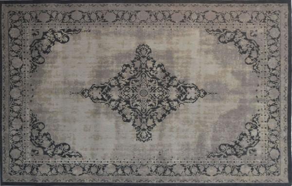 Vintage-Orient-Teppich ANTIQUITY, 200 x 300 cm, grau
