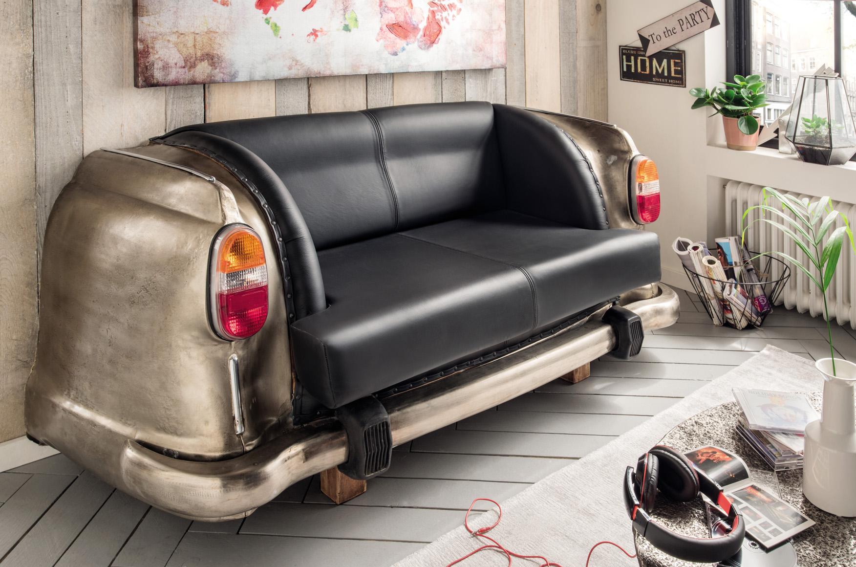 Sofa autosofa heck geflext coole deko for Besondere dekoartikel