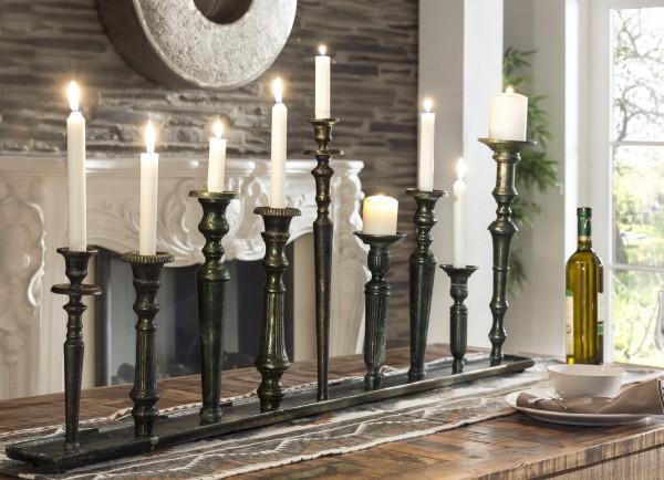 Kerzenhalter für 9 Kerzen