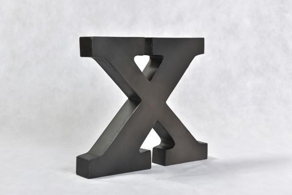 Deko-Buchstabe X