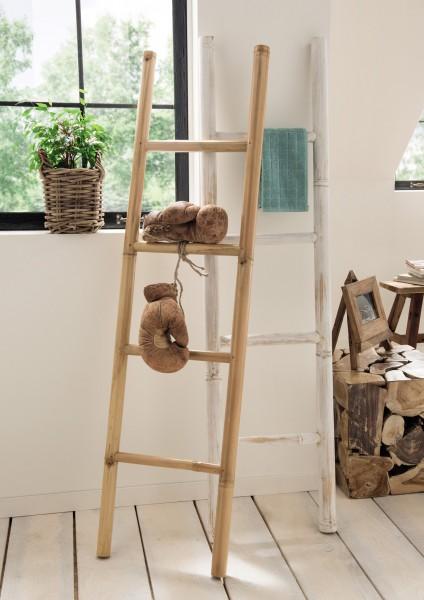 Bambus-Leiter, in verschiedenen Farben