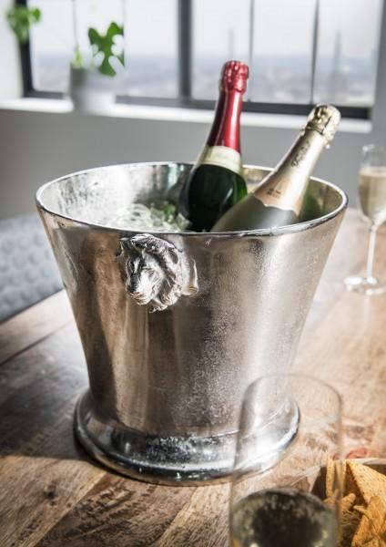Champagner- / Wein- / Sekt-Kühler LÖWE