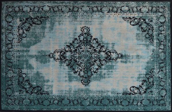 Vintage Orient Teppich Antiquity 200 X 300 Cm Türkis Coole Deko