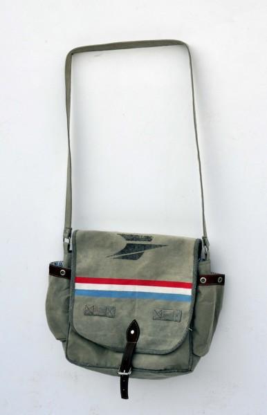 Schultertasche / Tasche 3 STRIPES