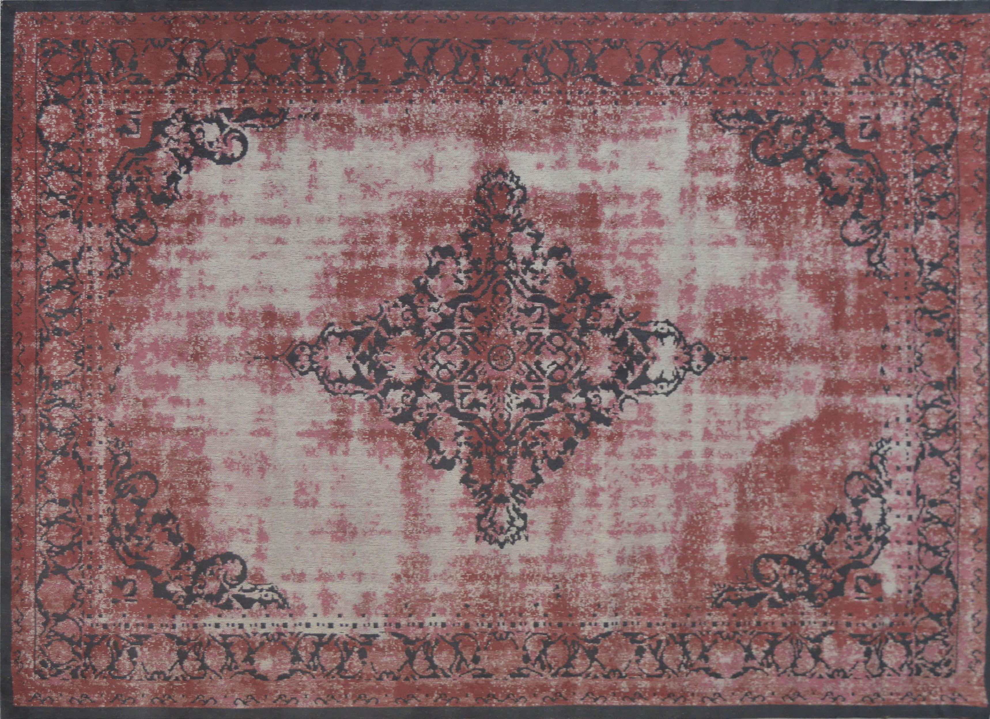 Vintage orient teppich antiquity 200 x 300 cm pink for Besondere dekoartikel