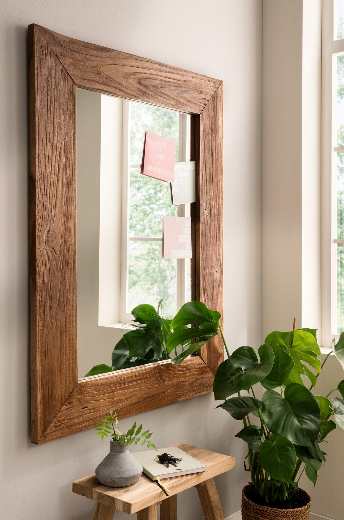 Wandspiegel anteak coole deko for Coole deko