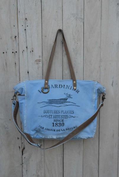 Henkeltasche / Tasche LE JARDINIER