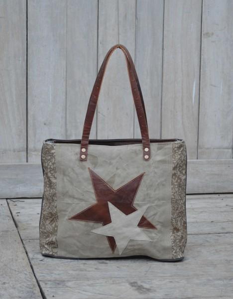 Henkeltasche / Tasche PAIR OF STARS