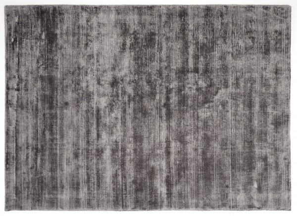 Vintage-Teppich VINAY, 140 x 200 cm, anthrazit