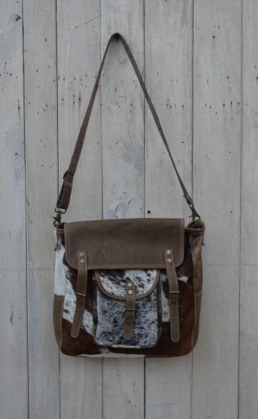 Box-Bag / Tasche NATURAL FUR 2