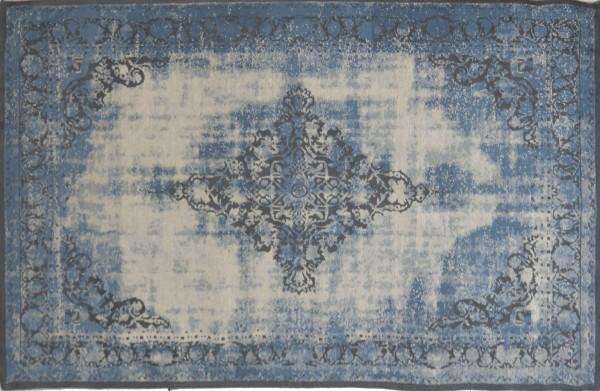 Vintage-Orient-Teppich ANTIQUITY, 170 x 240 cm, blau