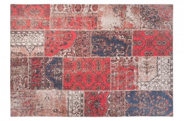 Vintage-Teppich CABERNET, rot
