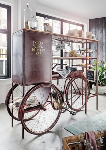 Moto-Bike Bar auf 3 Rädern
